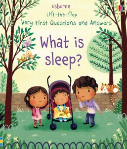 Book Cover: What is Sleep?
