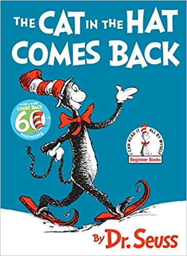 Book Cover: The Cat In The Hat Comes Back