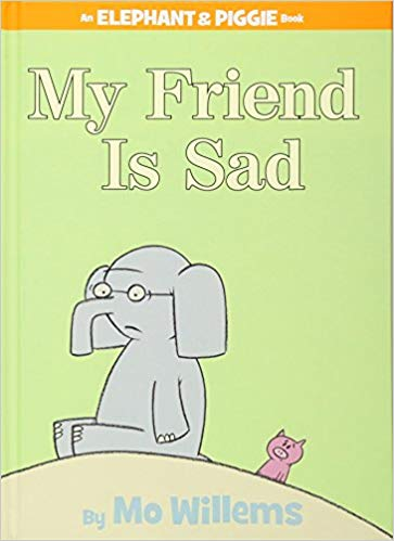 Book Cover: My Friend Is Sad