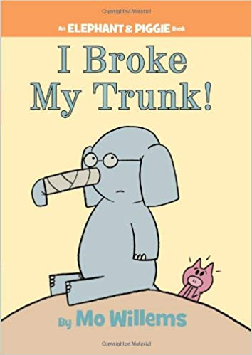 Book Cover: I Broke My Trunk!