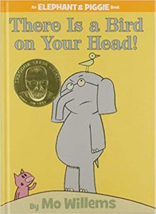 Book Cover: There is a Bird on Your Head!