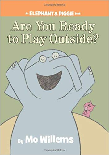 Book Cover: Are You Ready To Play Outside?