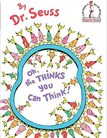 Oh, the Thinks you Can Think! course image