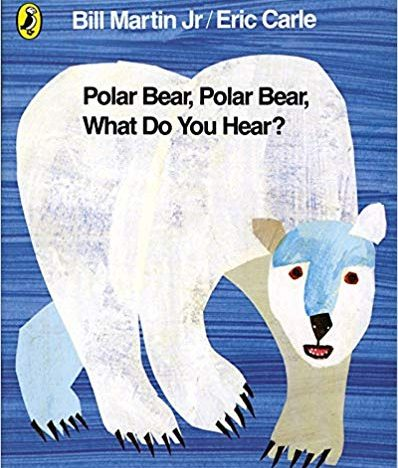Polar Bear, Polar Bear, What Do You Hear? course image