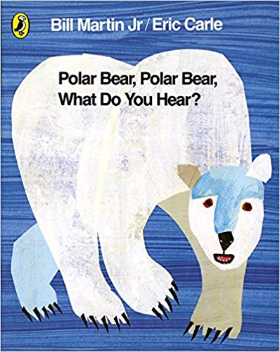 Book Cover: Polar Bear, Polar Bear, What Do You Hear?