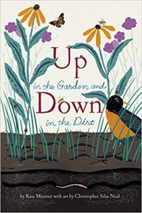 Book Cover: Up in the Garden and Down in the Dirt
