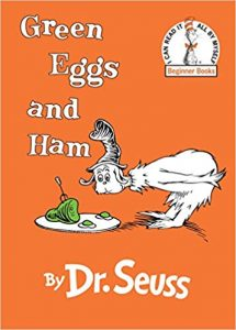 Book Cover: Green Eggs and Ham