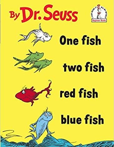 One Fish Two Fish Red Fish Blue Fish course image