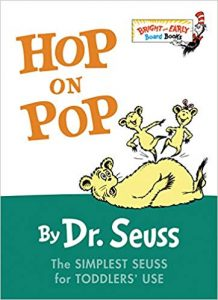 Book Cover: Hop on Pop