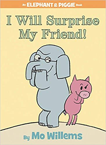Book Cover: I Will Surprise My Friend!