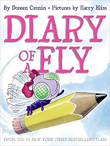 Book Cover: Diary Of A Fly