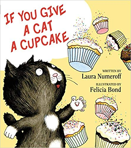 Book Cover: If You Give A Cat A Cup Cake