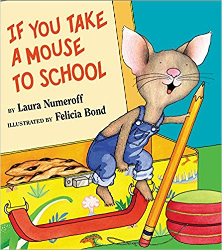 Book Cover: If You Take A Mouse To School