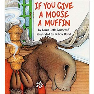 Book Cover: If You Give a Moose a Muffin