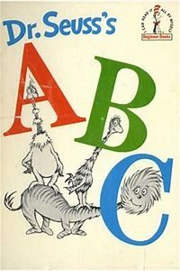 Book Cover: Dr. Seuss's ABC