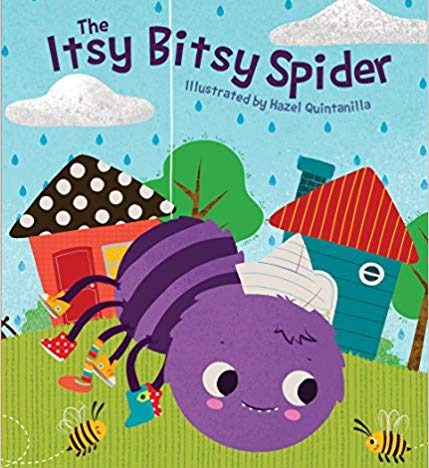 The Itsy Bits Spider course image