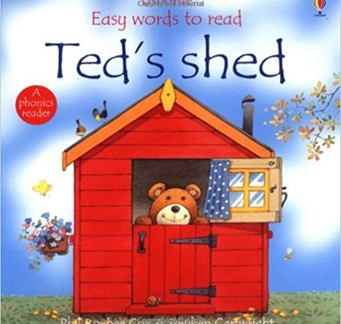 Ted's shed course image