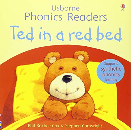 Ted in a red bed course image