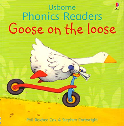 Goose on the loose course image