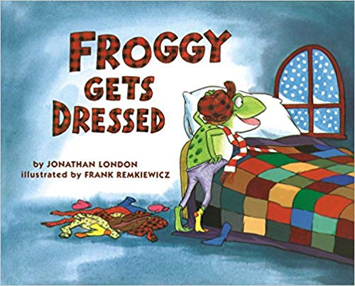 Froggy Gets Dressed course image