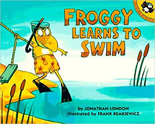 Froggy Learns To Swim course image