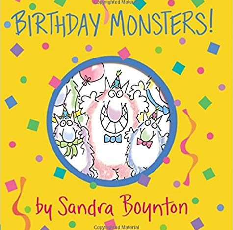 Birthday Monsters! course image