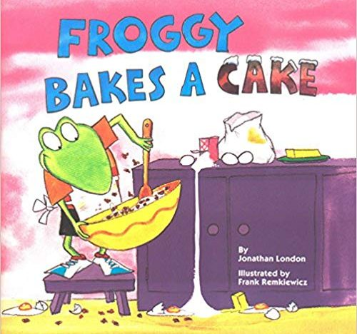 Froggy Bakes A Cake course image