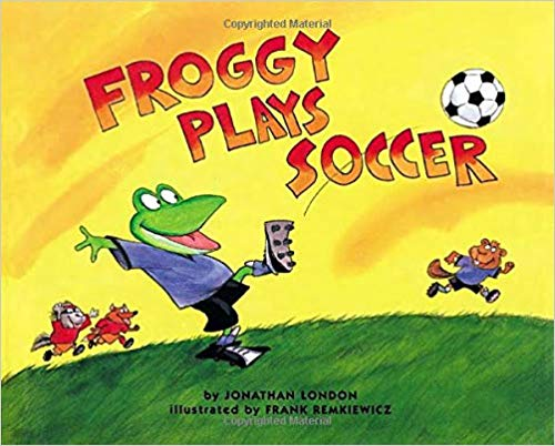 Froggy Plays Soccer course image