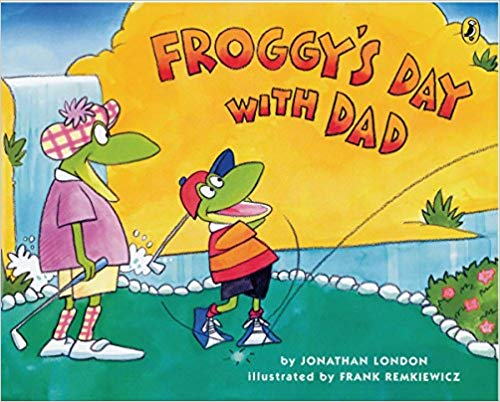 Froggy's Day With Dad course image