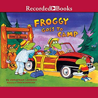 Froggy Goes To Camp course image