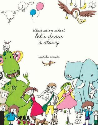 Book Cover: Let's Draw a Story