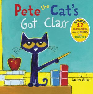 Pete the Cat's Got Class course image