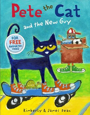 Pete the Cat and the New Guy course image