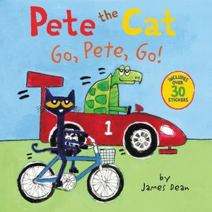 Pete the Cat: Go, Pete, Go! course image