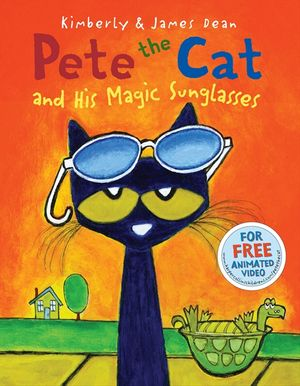 Pete the Cat and His Magic Sunglasses course image