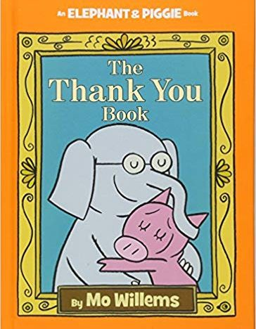 The Thank You Book course image