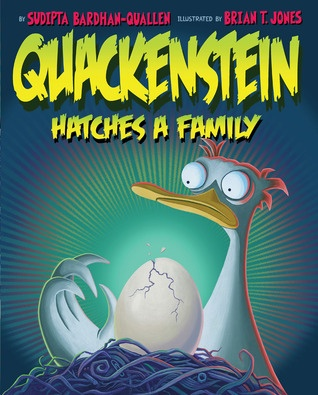 Quackenstein Hatches a Family course image