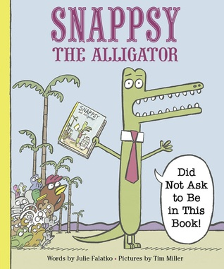 Snappsy The Alligator (Did Not Ask to Be in This Book) course image