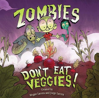 Zombies Don't Eat Veggies! course image